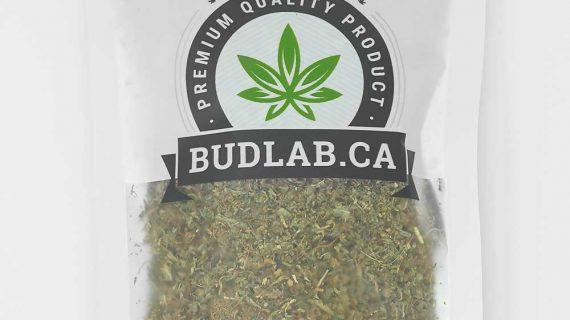 Bud Lab Organic Gorilla Glue Shake Bag Hybrid