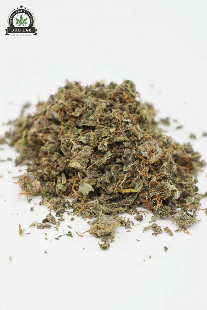 Bud Lab Organic Sour Amnesia Shake Bag Sativa 2