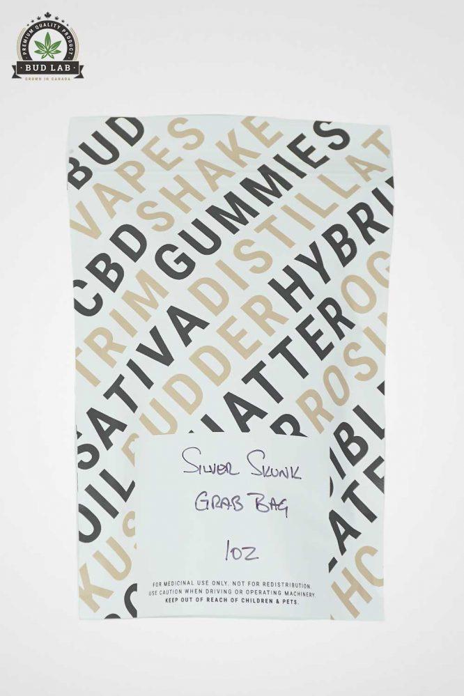 Bud Lab Organic Super Skunk Shake Bag Indica 3