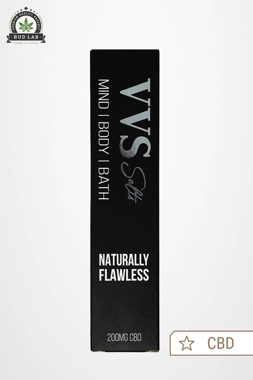 VVS Salts 200mg CBD Naturally Flawless