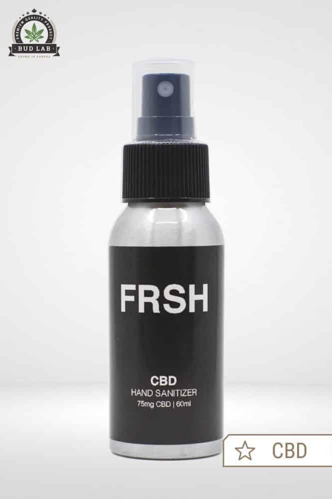 FRSH CBD Hand Sanitizer Spray 60 ml