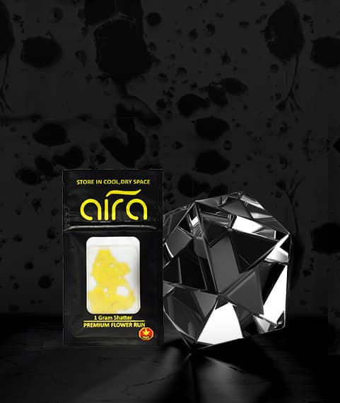 Aira Shatter Black Slider Vertical