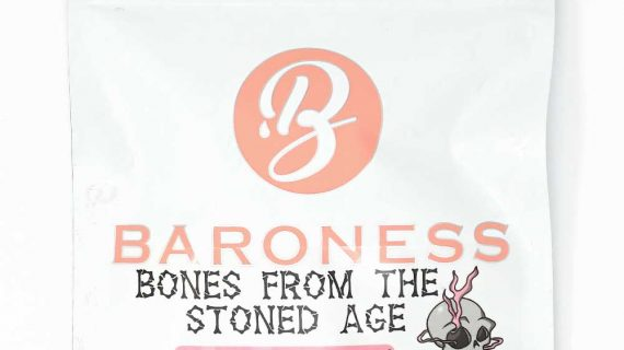 Baron Edibles Bones From The Stoned Age