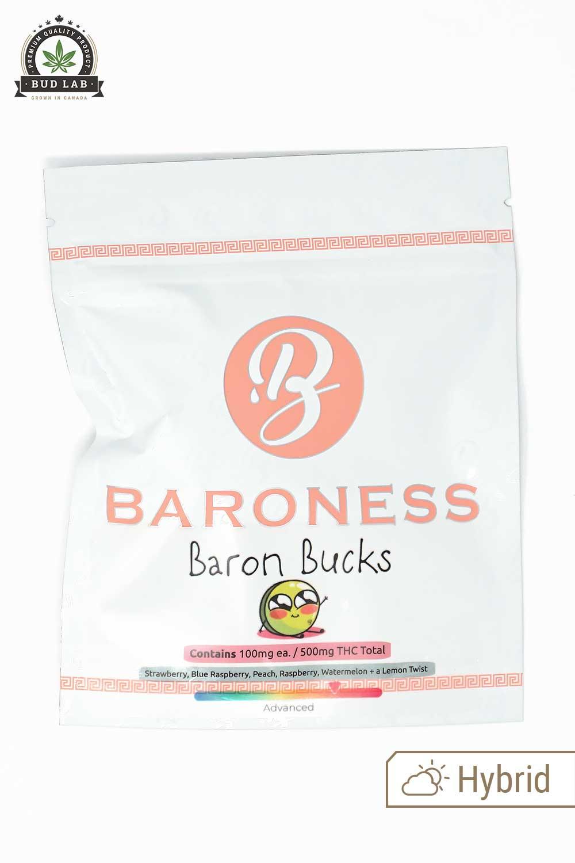 Baron Edibles Baron Bucks