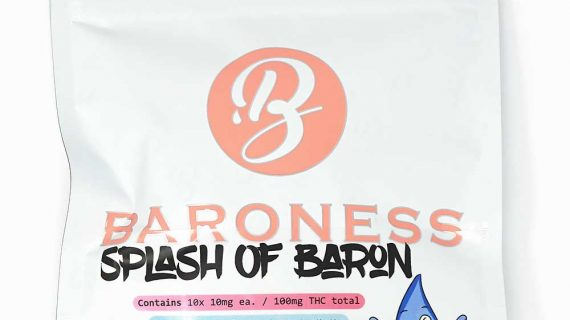 Baron Edibles Splash Of Baron