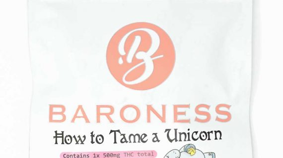 Baron Edibles How To Tame A Unicorn