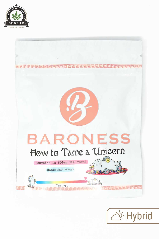 Baron Edibles How To Tame A Unicorn