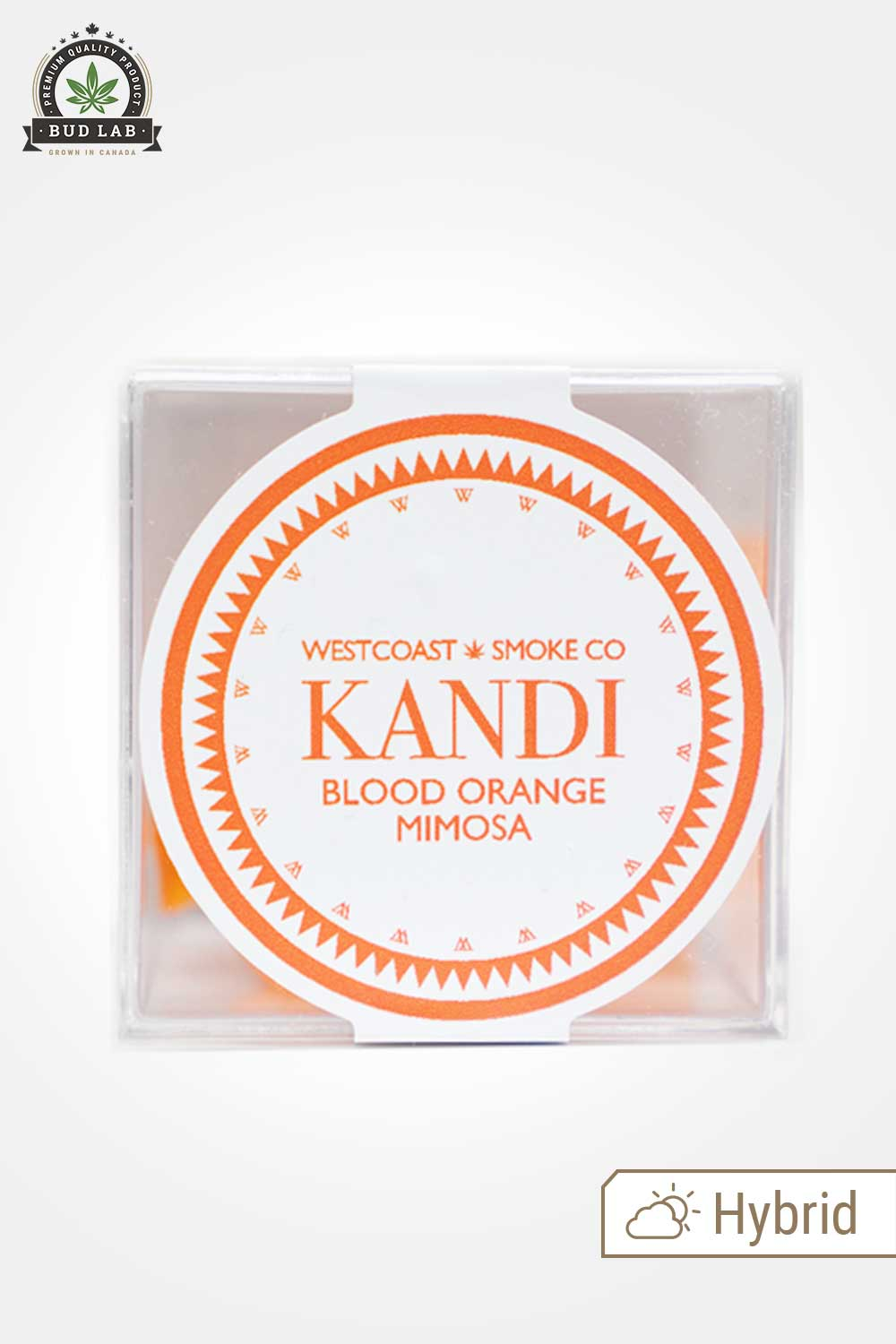 Westcoast Smoke Co Kandi Blood Orange Mimosa