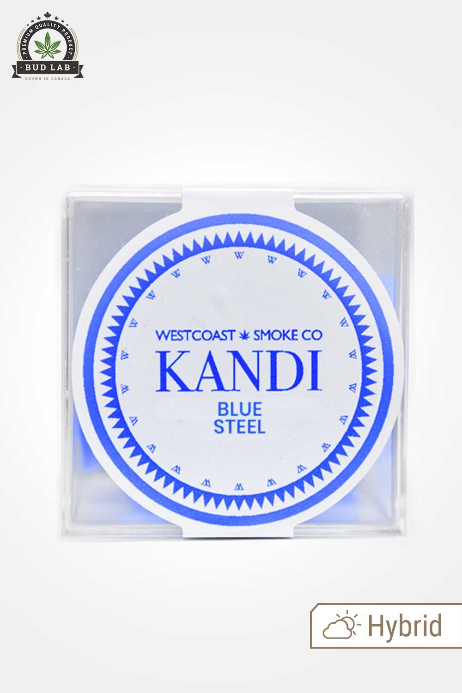 Westcoast Smoke Co Kandi Blue Steel
