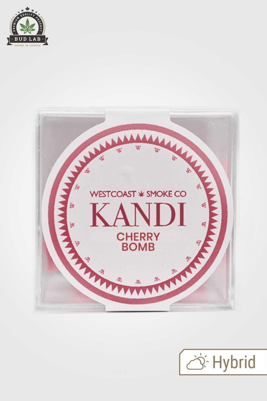 Westcoast Smoke Co Kandi Cherry Bomb