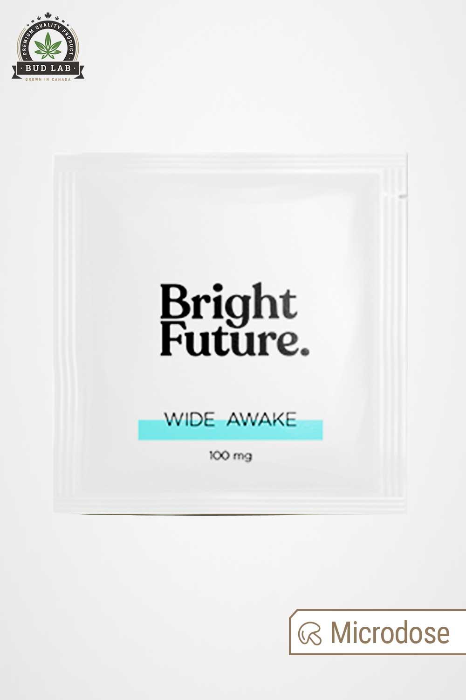 Bright Future Wide Awake Coffee Microdose Mushrooms