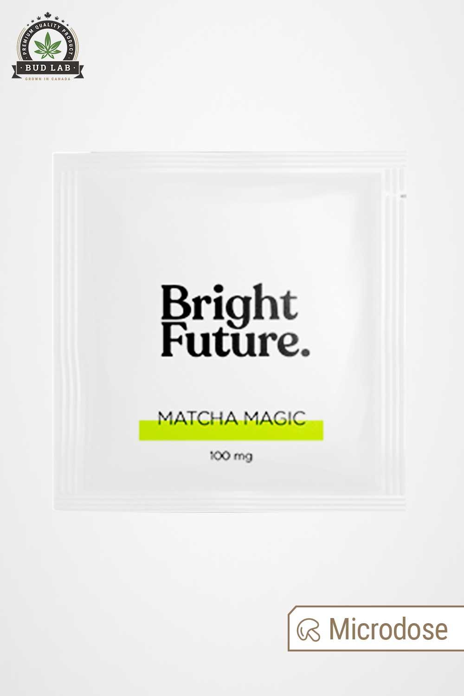Bright Future Wide Matcha Magic Microdose Mushrooms