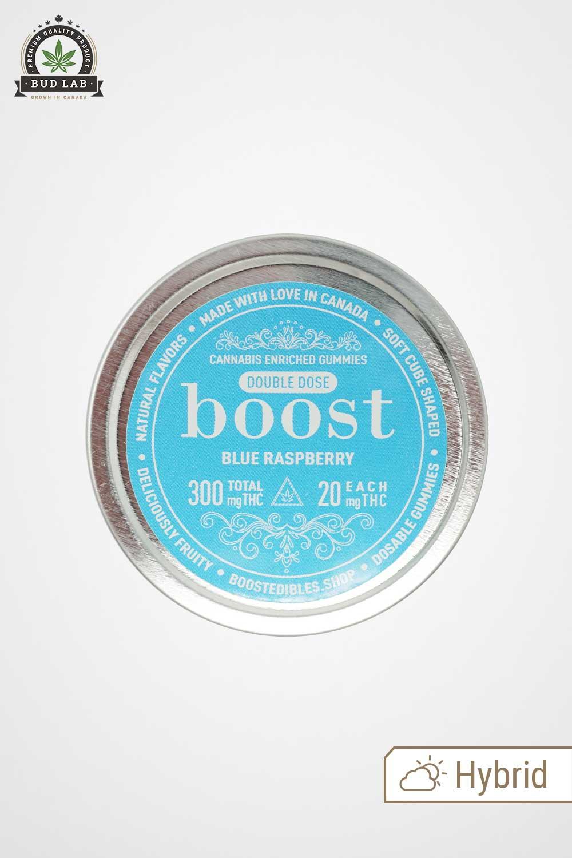 Boost Blue Raspberry Edibles Hybrid
