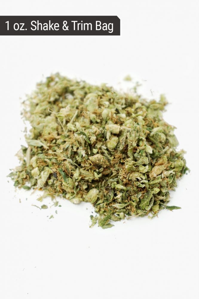 1/2 oz Shake & Trim Bag