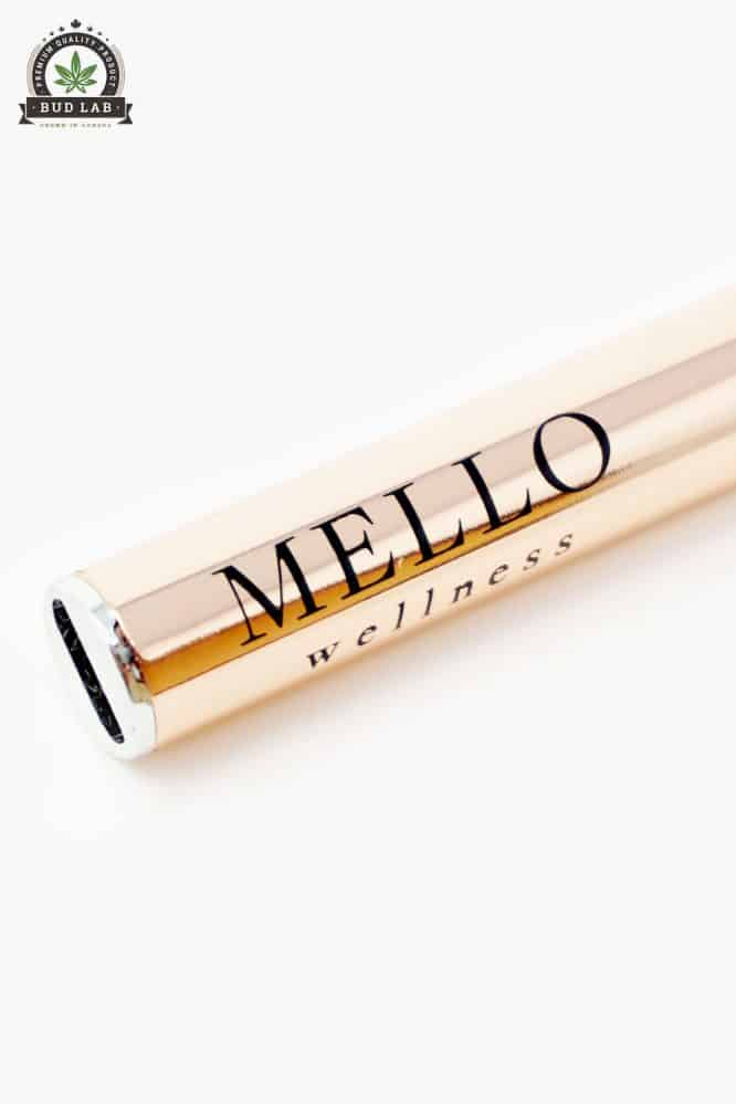 Mello Wellness CBD Vape Pen Peaches n Cream 3