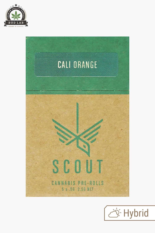 Scout Pre-Rolls Cali Orange (5 Pack)