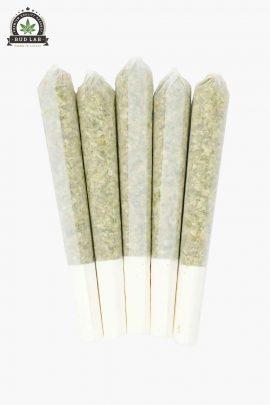 Scout Pre-Rolls Super Lemon Haze 5 Pack Joints