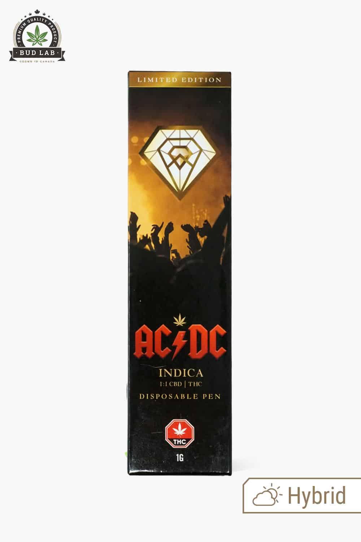 Diamond Concentrates Disposable Vape Pen ACDC