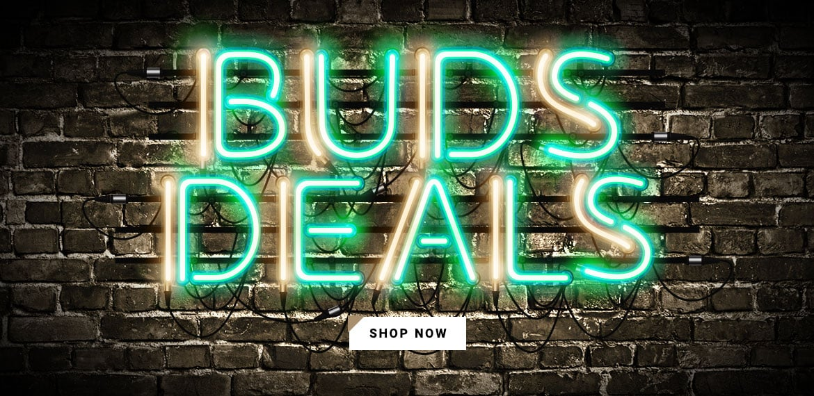 Buds Deals Homepage Slider
