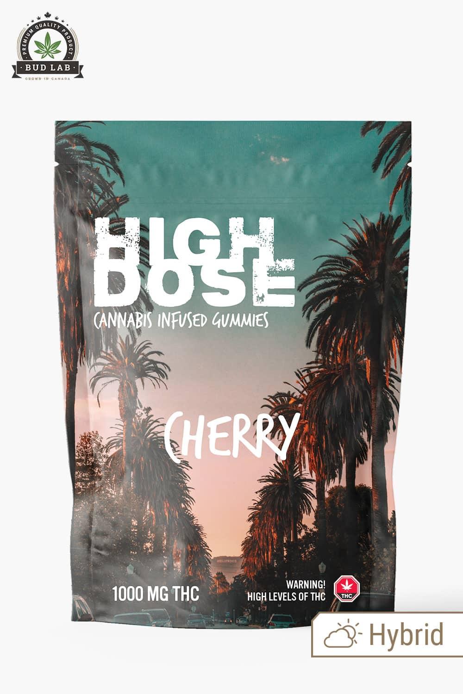 High Dose Hybrid Cherry 1000mg
