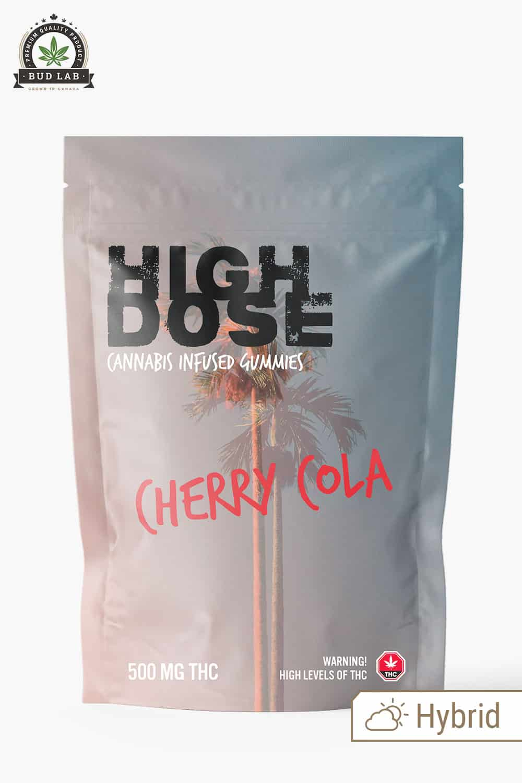 High Dose Hybrid Cherry Cola 500mg