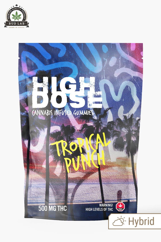 High Dose Hybrid Tropical Punch 500mg