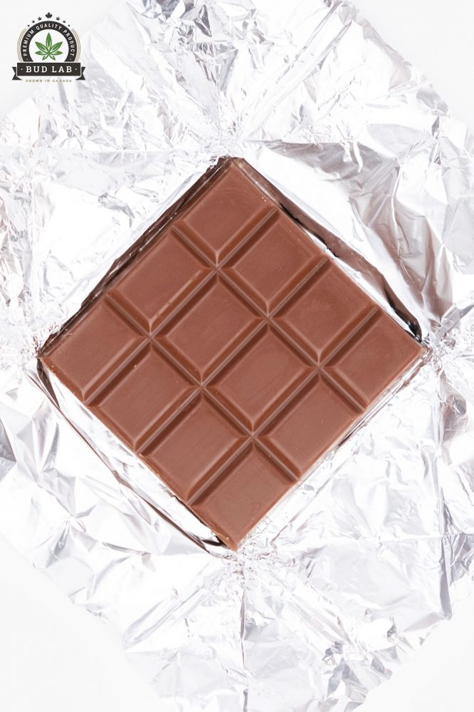 Potluck Hybrid Milk Chocolate 300mg 2