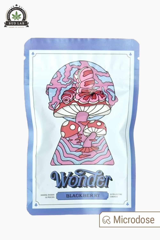 Wonder Blackberry Gummy 3g