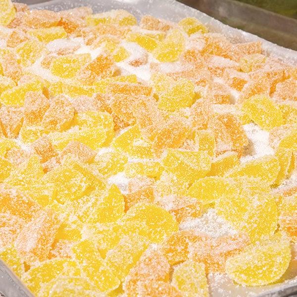 Citrus Micro Edibles