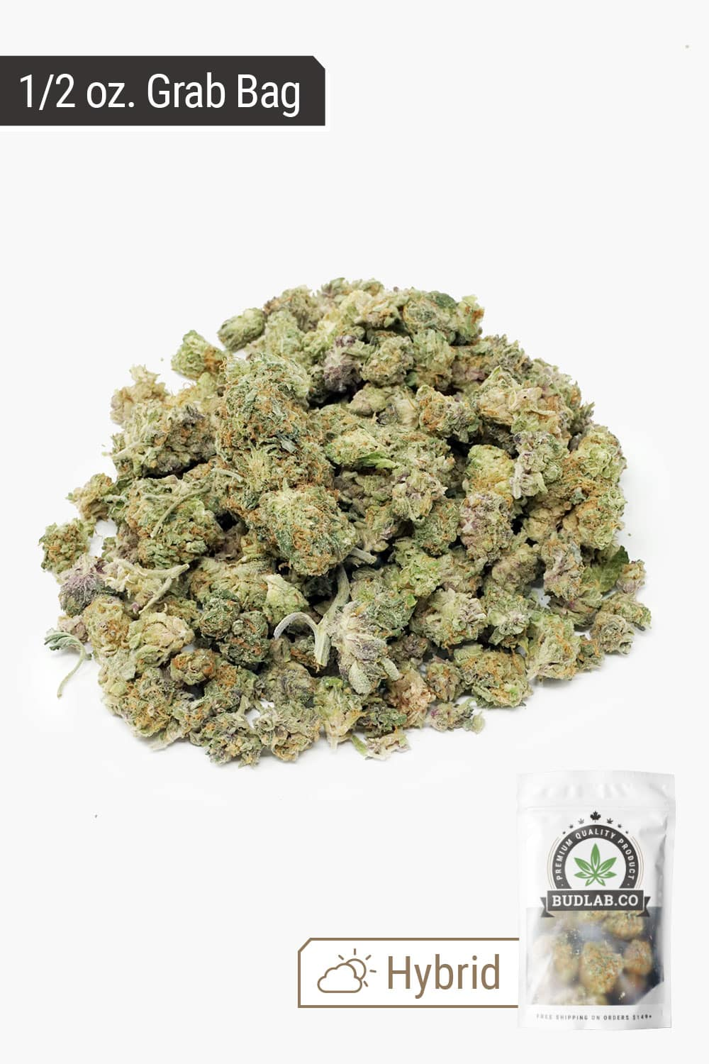 Four Star General AAA Small Buds Grab Bag 2