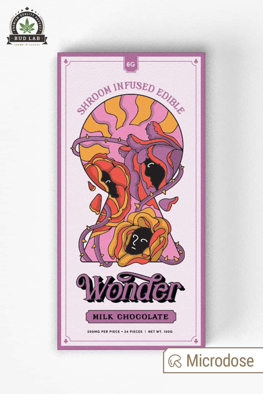 Wonder Milk Chocolate Bar 6g