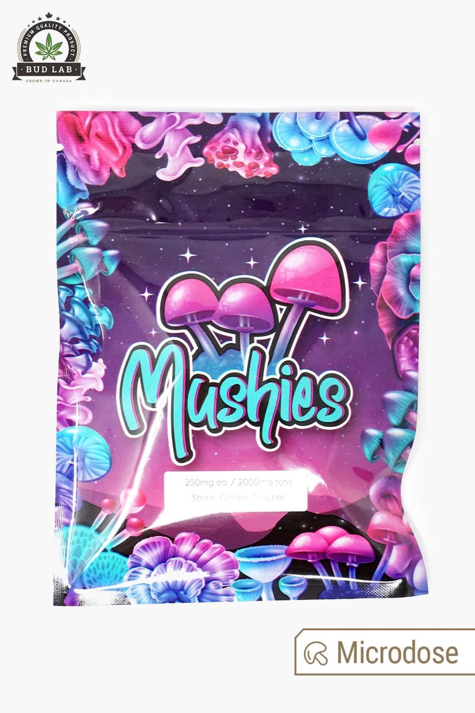 Mushies Microdose Gummies 2g 4