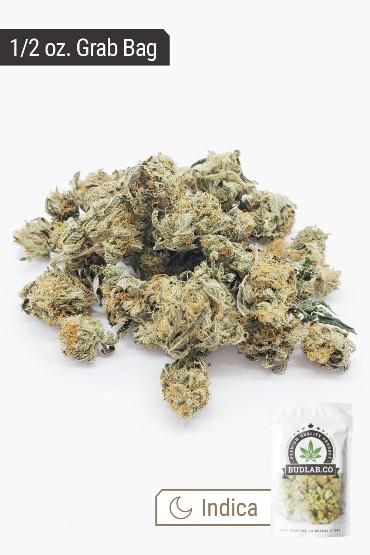 Chemo Kush AAA Indica Grab Bag Small Buds 2