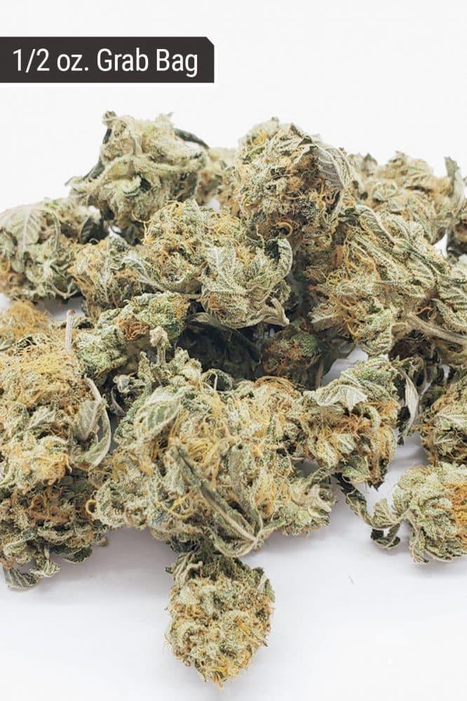 Chemo Kush AAA Indica Grab Bag Small Buds