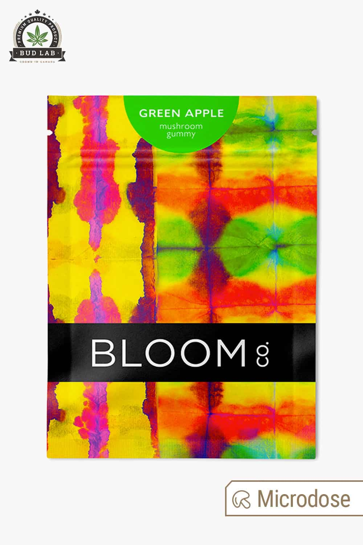 Bloom Lemon Tek Green Apple Gummy 1500mg 2