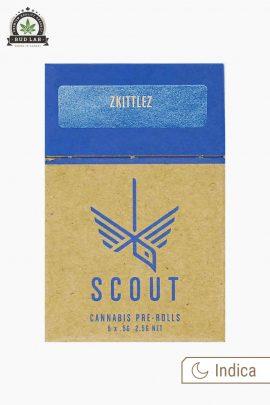 Scout Pre-Rolls Indica Zkittlez