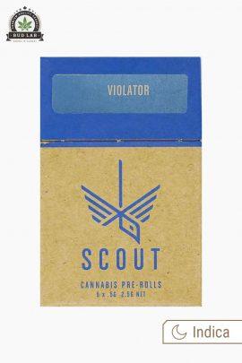 Scout Pre-Rolls Indica Violator