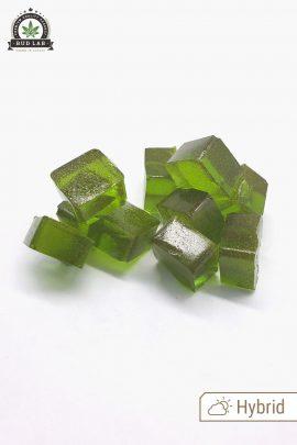 Bud Lab Hybrid Gummies Green Apple 200mg