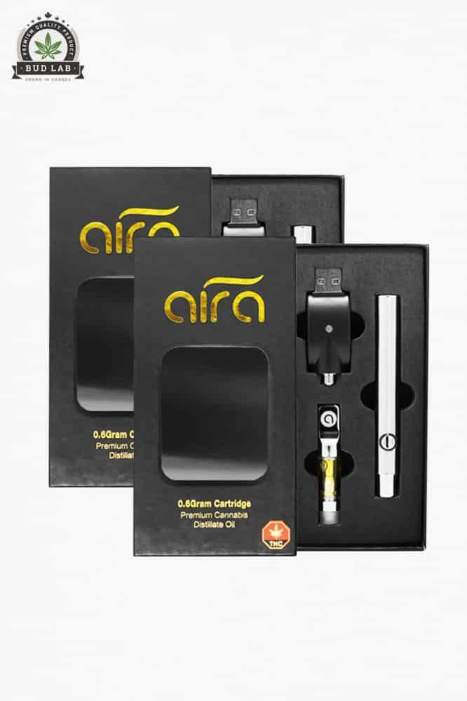 Aira Vape Pen Kits THC August